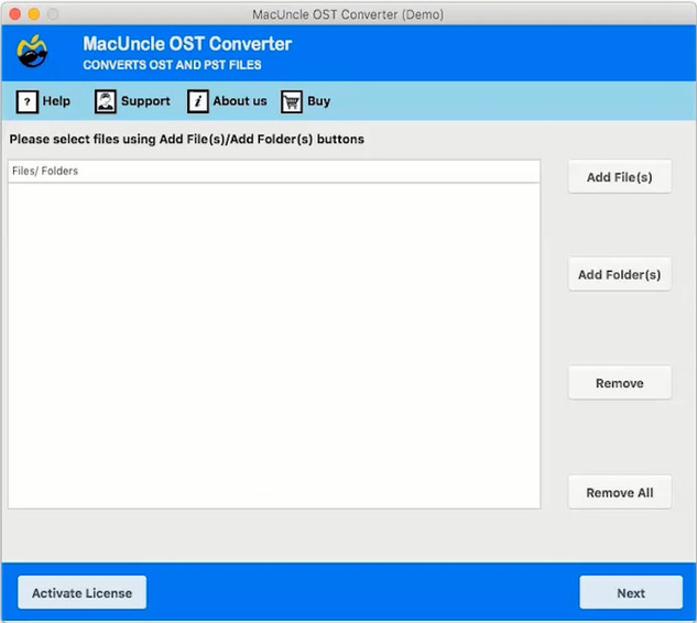 ost migrator for Mac OS